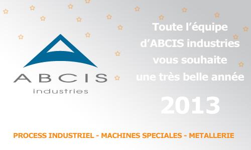 Bonne ann e 2013 abcis industries for Mobilier bureau quimperle